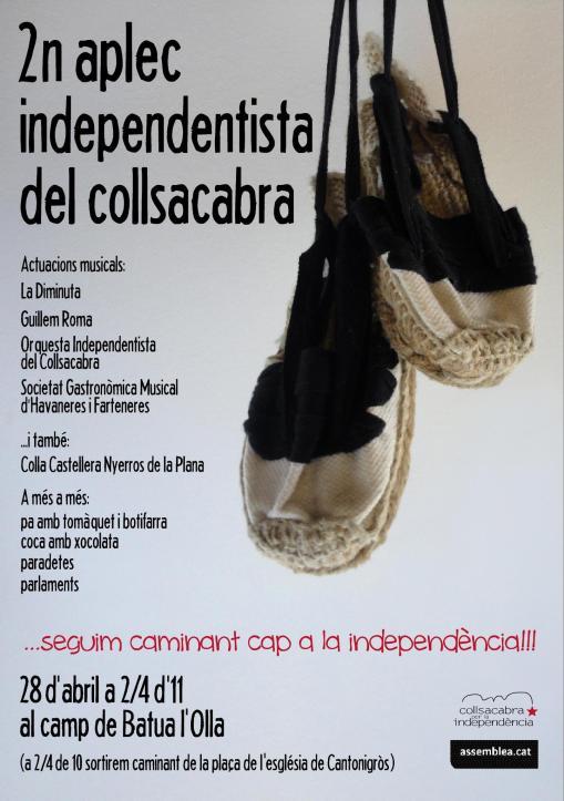 2n Aplec Independentista del Collsacabra